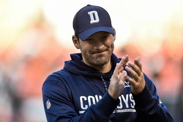 Tony Romo... (PHOTO David Richard, archives AP)