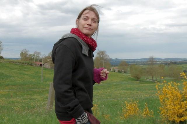 Comme les autres survivants du Bataclan, Louise demeure... (Fournie par ICI Radio-Canada Télé)