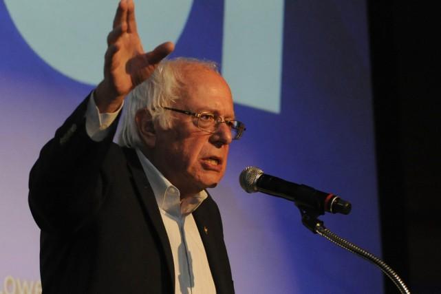 Bernie Sanders... (PHOTO Carlos Delgado, AP)