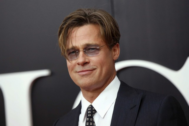 Brad Pitt... (PHOTO ARCHIVES REUTERS)