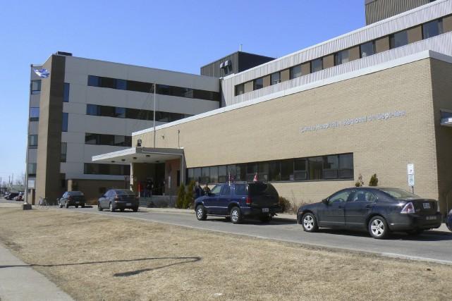 Le Centre de santé de Sept-Îles, tout comme... (collaboration spéciale Fanny Lévesque)