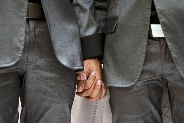 L'an dernier, la Cour suprême du Mexique avait... (PHOTO Luis Acosta, archives AFP)