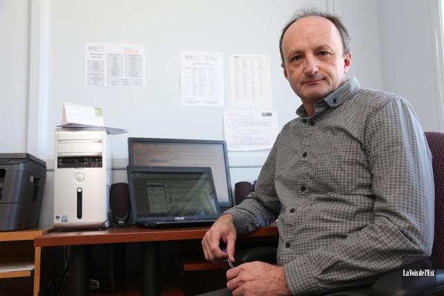 Roger Lafrance est directeur de l'ACEF Montérégie-est... (Christophe Boisseau-Dion, Archives La Voix de l'Est)
