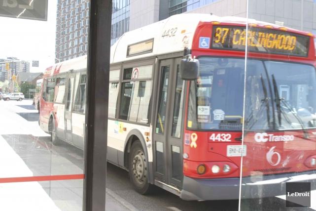 Les usagers du transporteur public doivent s'attendre à... (Patrick Woodbury, Archives Le Droit)