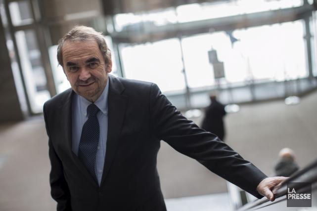 Le directeur général de l'Institut sur la gouvernance... (Archives La Presse)