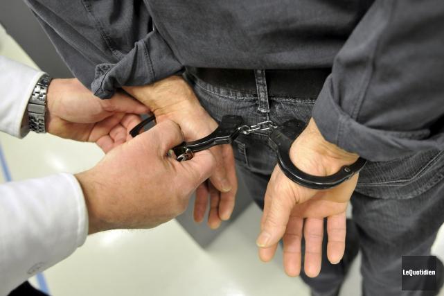 L'enquête sur remise en liberté de Guy Maurice... (simulation Le Quotidien)