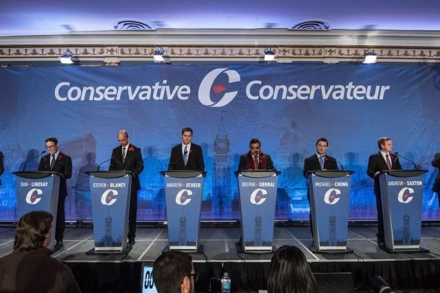 La victoire électorale du républicain Donald Trump aux... (La Presse canadienne)