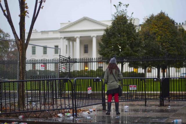 Le futur patron de la Maison-Blanche peut-il nuire... (AP, Pablo Martinez Monsivais)