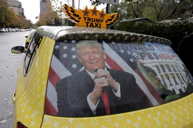 Donald Trump a fait mentir les sondages et... (Florion Goga, Reuters)