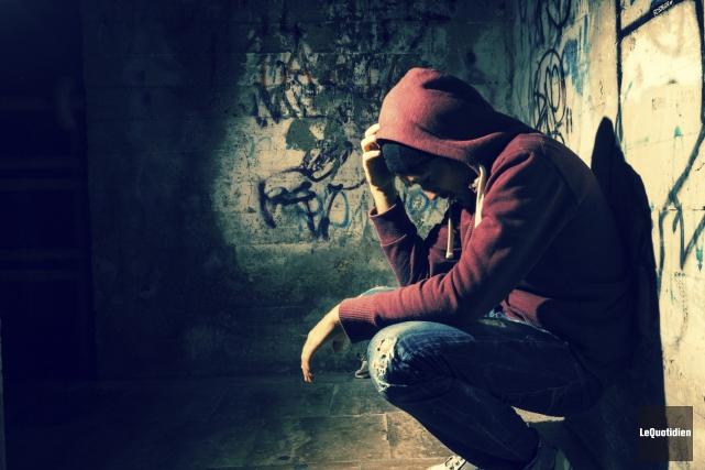 Certains assistés sociaux devront se débrouiller pour vivre... (Photo archives Le Quotidien)