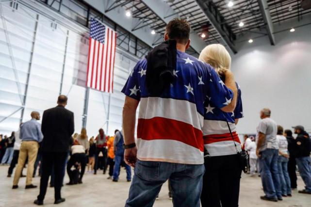 «Les démocrates ont oublié en chemin l'autre clientèle,... (Photo John Minchillo, Associated Press)