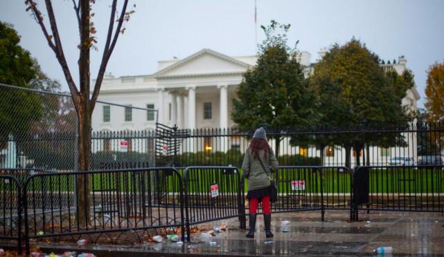 «Celui qui entrera à la Maison-Blanche n'a pas... (Photo Pablo Martinez Monsivais, Associated Press)