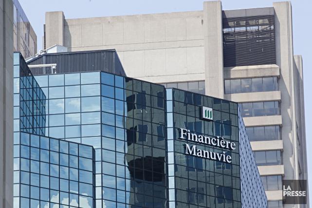 Manulife a déclaré un bénéfice net de 1,2... (PHOTO ANNE GAUTHIER, ARCHIVES LA PRESSE)