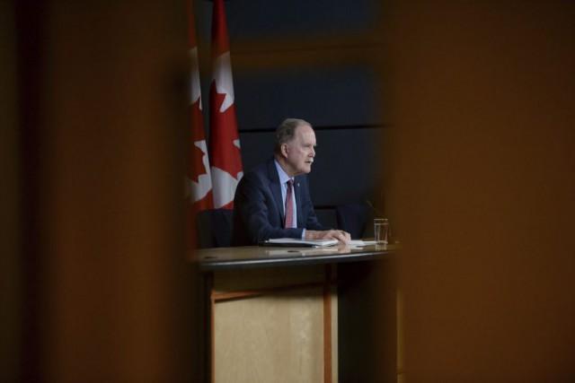 Le commissaire aux langues officielles, Graham Fraser, quittera... (Archives, La Presse canadienne)