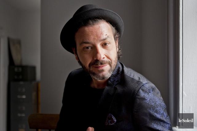 Adam Cohen, qui a collaboré au dernier album... (Photothèque Le Soleil)