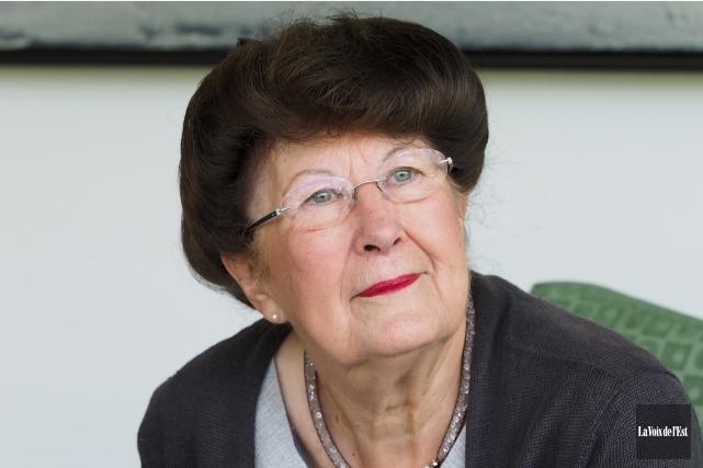 La mairesse de Bromont, Pauline Quinlan... (archives La Voix de l'Est)