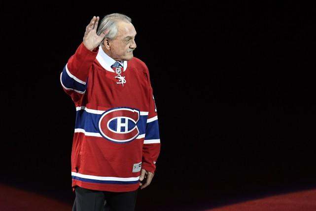 RogatienVachon a amorcé sa carrière avec le Canadien... (La Presse)