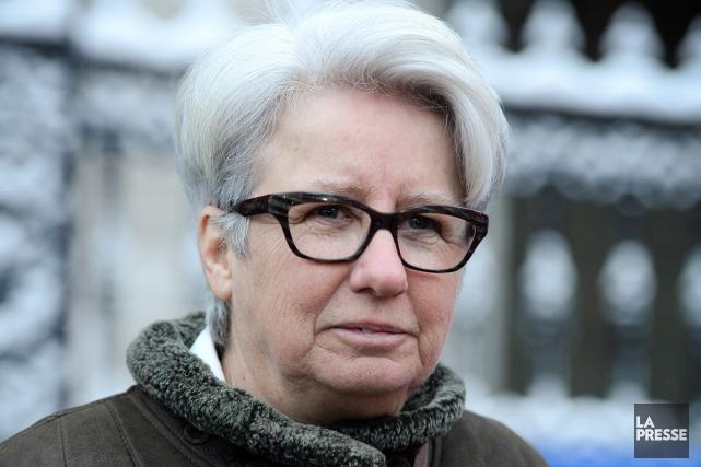 La députée péquiste Agnès Maltais... (archives La Presse)