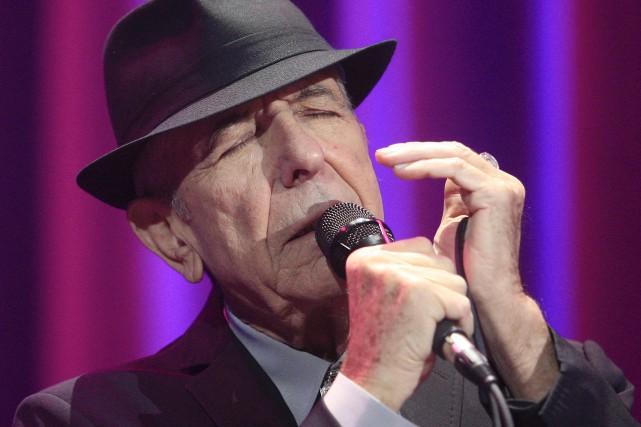Comme David Bowie en janvier,Leonard Cohen est décédé... (Photothèque Le Soleil, Pascal Ratthé)