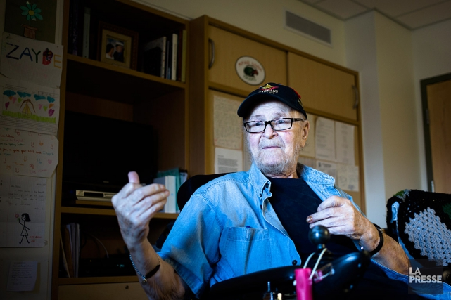 Le vétéran Wolf Solkinraconte que les préposés souvent... (PHOTO OLIVIER PONTBRIAND, LA PRESSE)
