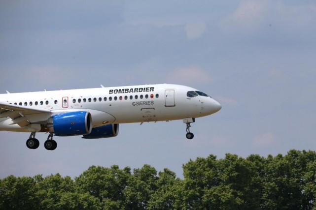 L'an dernier,Bombardier a été l'entreprise canadienne ayantinvesti le... (Photo Jasper Juinen, Archives Bloomberg)
