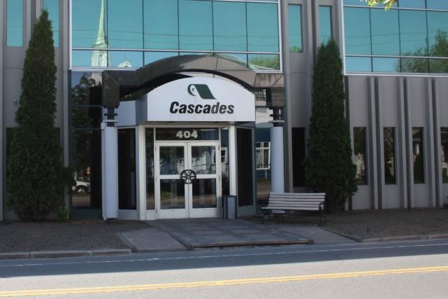 La firme Cascades (TSX:CAS) a affiché vendredi un bénéfice net en recul à 20... (Archives La Tribune)
