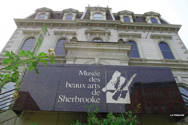 SHERBROOKE - Après le Musée de la nature et des sciences et le Centre culturel... (Archives La Tribune, René Marquis)