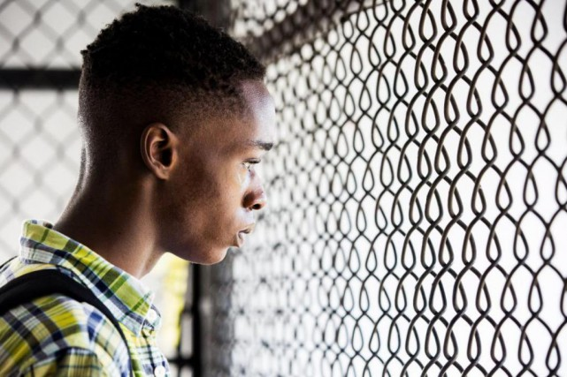 Ashton Sanders dans Moonlight... (Photo fournie par A24)