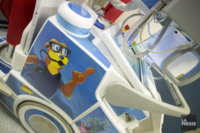 Les chercheurs calculent que si les soins pour... (PHOTO IVANOH DEMERS, ARCHIVES LA PRESSE)