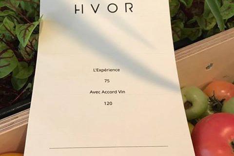 Le Hvor ajoute à son menu la possibilité... (Photo tirée de Facebook)