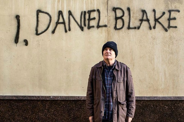 Dave Johns dans I, Daniel Blake... (Photo fournie par Wild Bunch)