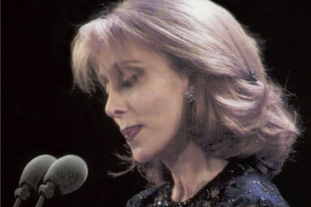 La chanteuse Fairouz.... (Photo d'archives)