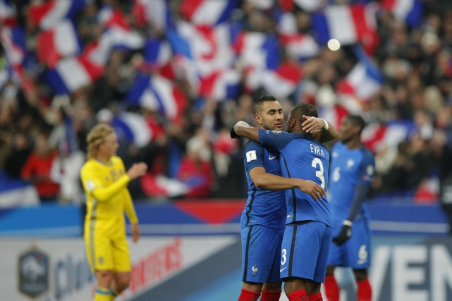Paul Pogba (58e) puis Dimitri Payet (65e) ont... (Photo AP)