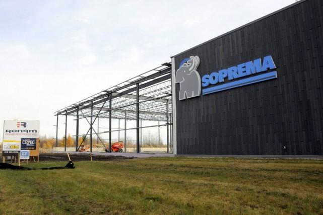 Soprema a initié deux nouveaux chantiers majeurs à... (Collaboration spéciale, Éric Beaupré)