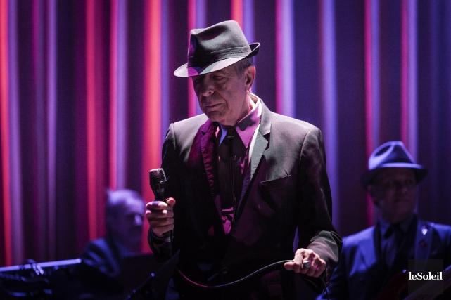 Leonard Cohen est mort lundi à l'âge de... (Photothèque Le Soleil)