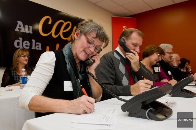 La Fondation du CHUS et Radio-Canada invitent la... (Imacom: Jessica Garneaurchives, La Tribune)