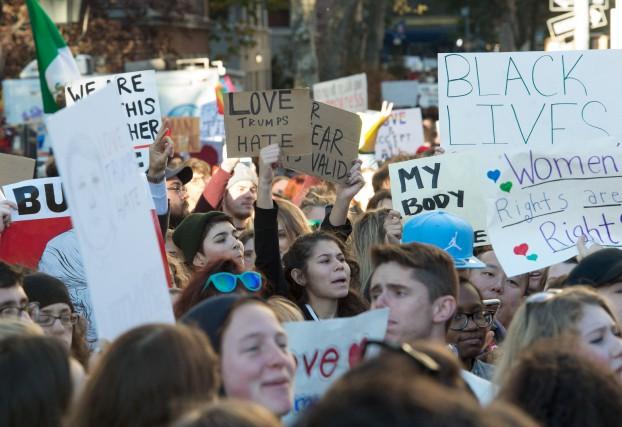Plus d'un millier de personnes se sont rassemblées... (AFP)
