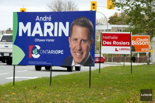 ÉDITORIAL/ L'élection partielle dans Ottawa-Vanier a été le théâtre d'une... (Martin Roy, Archives LeDroit)