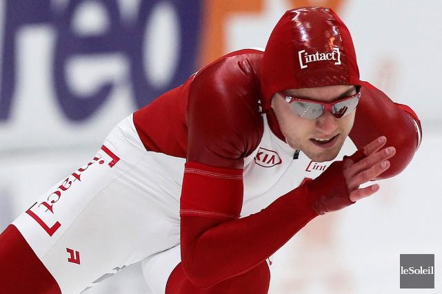 Laurent Dubreuil... (Photo Alexei Filippov, archives Associated Press)