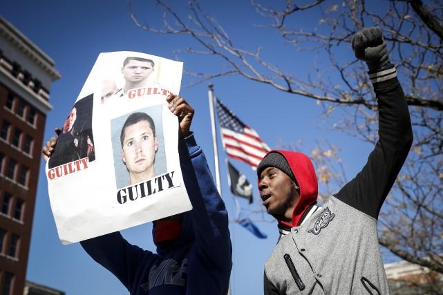 La mort de Sam DuBose est l'un des... (AP, John Minchillo)