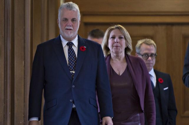 Une crise de confiance secoue le Parti libéral... (La Presse Canadienne)