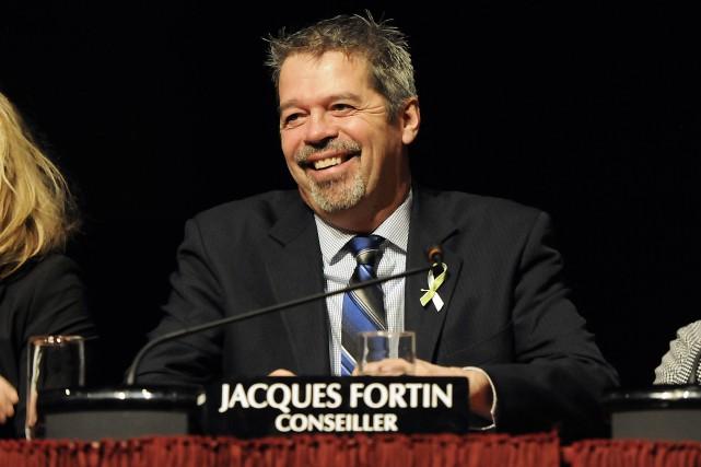 Si Jacques Fortin se présente à la mairie... (Archives Le Progrès-Dimanche, Mariane L. St-Gelais)