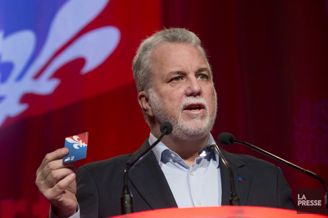 Malgré les promesses du chef libéral Philippe Couillard... (La Presse, Robert Skinner)