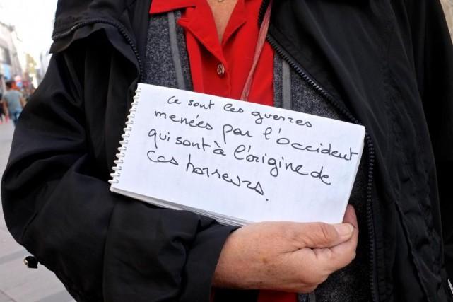 Le mot de Florence Haguenauer... (Photo Jean-Christophe Laurence, La Presse)