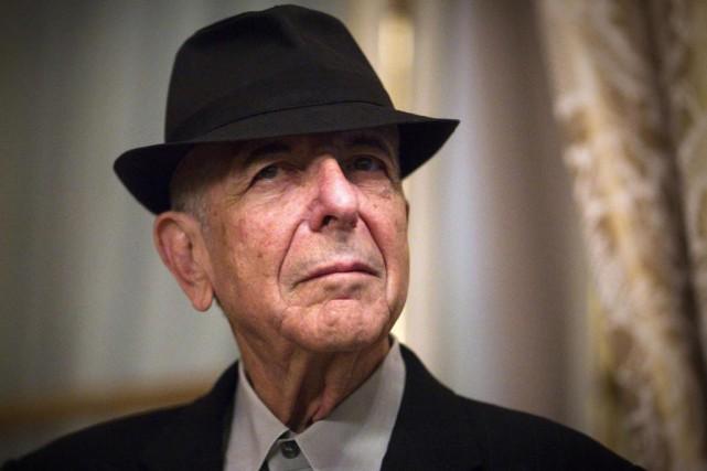 Avant de se mettre à la musique, Leonard... (PhotoJOËL SAGET, archives Agence France-Presse)