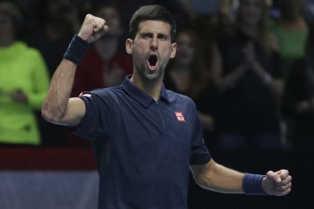 Novak Djokovic... (PHOTO TIM IRELAND, ASSOCIATED PRESS)