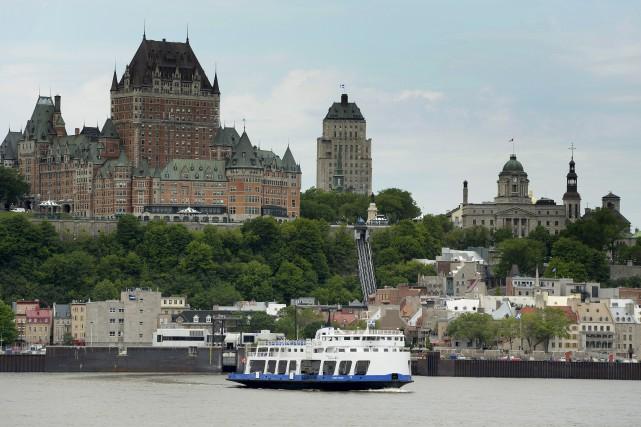 La question d'un troisième lien entre Québec et... (La Presse)