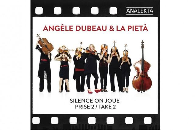 CRITIQUE/ Pour son 40ealbum en 40 ans de carrière, Angèle Dubeau...