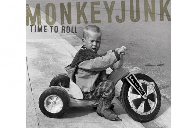 CRITIQUE/ Cinquième album de MonkeyJunk, Time To Roll reprend...
