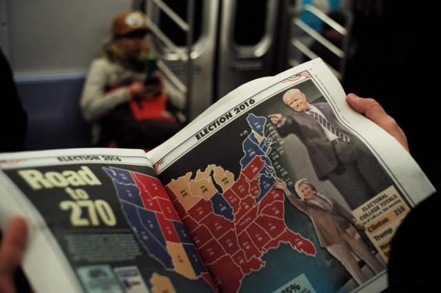 Plus de 4 millions d'Américains ont signé jusqu'à... (PHOTO ARCHIVES AFP)